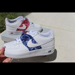 Nike Shoes Custom Air Force 1 Poshmark
